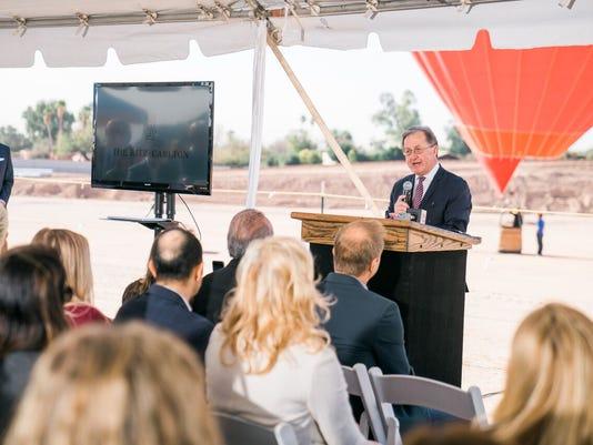 Ritz-Carlton President Herve Humler