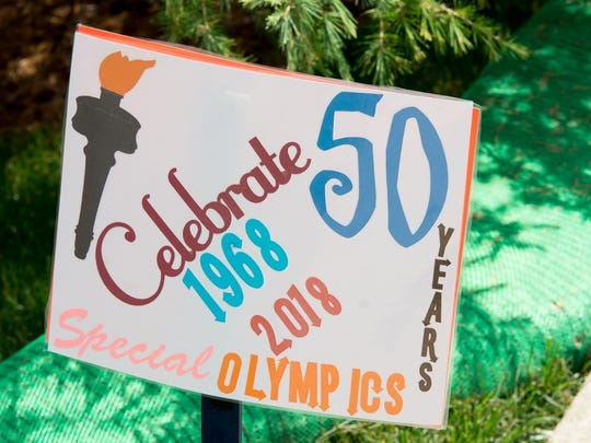 The Special Olympics is celebrating 50 years in Tennessee