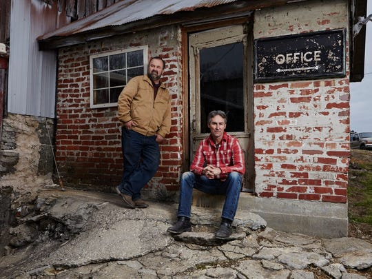 Mike Wolfe, Frank Fritz, and their team will return to New Jersey to film episodes of American Pickers throughout the region in August.