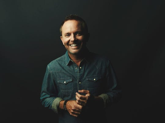 Christian music star Chris Tomlin plays the Orpheum on Wednesday.