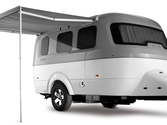 Millennial interest drives wave of new RVs