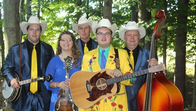 The Kody Norris Show will perform at this year's Nelson McGee Memorial Bluegrass Festival April 7-8.