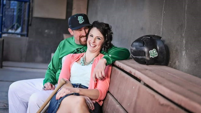 Shelby Allcorn and Tyson Uselman will be married on June 4.