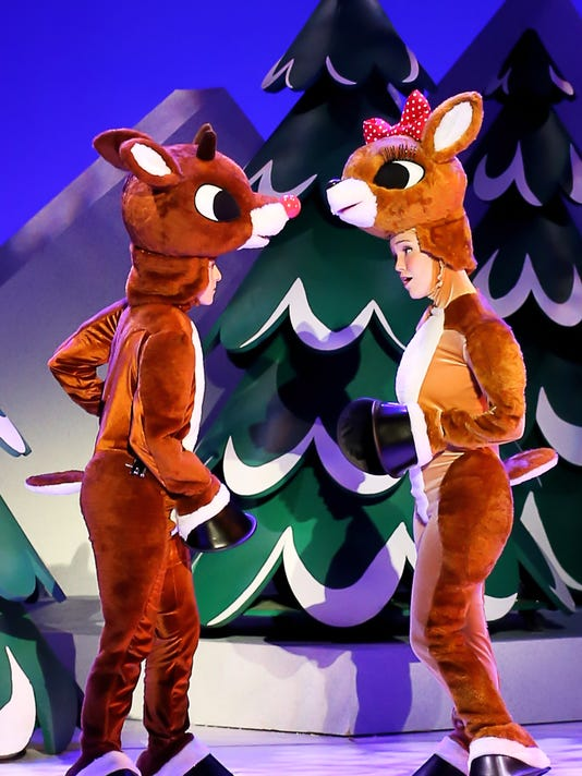 rudolph-and-Clarise