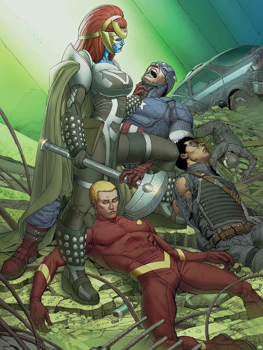 Invaders 2 cover