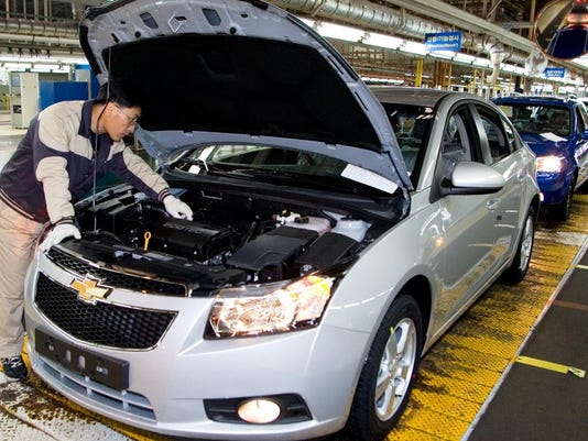 Cruze_Assembly_Gunsan