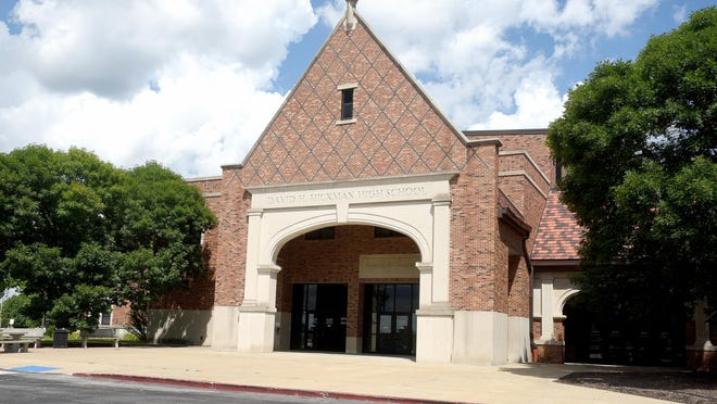 David Henry Hickman High School at 1104 N. Providence Road serves grades 9-12 and is the oldest high school in Columbia.