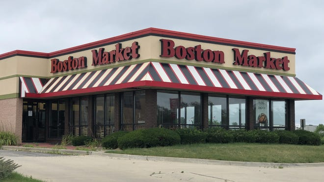 According to the Boston Market's Facebook page and its website, the Holland location at 638 E. 16th St. has closed.