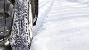 Snow that fell Tuesday night is causing slick spots.