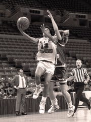 Kim Perrot will be inducted into the UL Athletic Hall of Fame on Friday night.