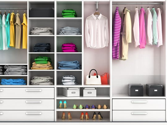 3 closet cleanout tips to channel your inner Marie Kondo