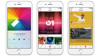 Apple Music is set to debut