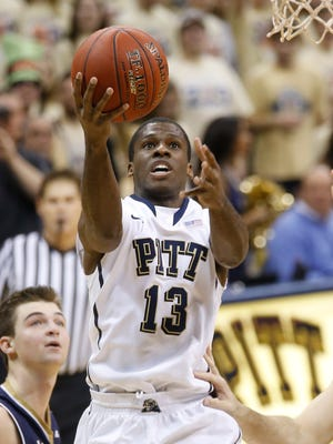 Former Pittsburgh guard Josh Newkirk recently transferred to the Indiana men's basketball team.