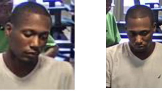 Rochester police are investigating a robbery at the Monroe Avenue Advantage Federal Credit Union. Photos of suspect were released Tuesday.