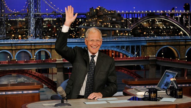 David Letterman is ready to retire from late night TV. His final show on CBS is Wednesday.