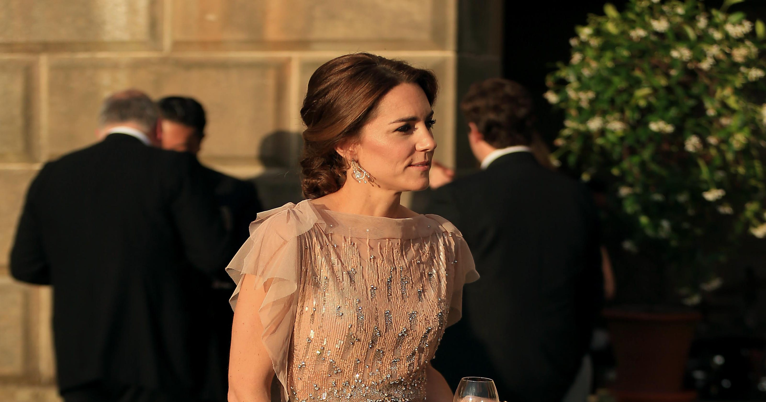 This Jenny Packham dress was too gorgeous for Duchess Kate to just ...