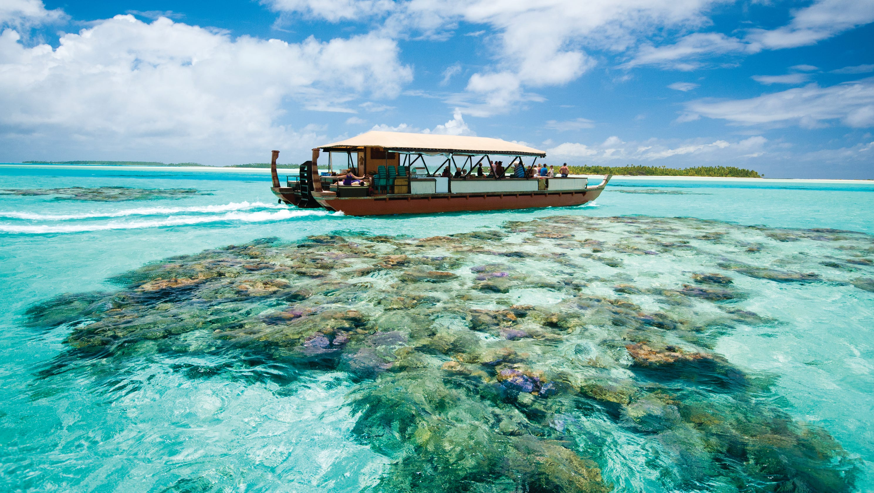 Exotic Islands: Affordable South Pacific: Cook Islands' Exotic Charms