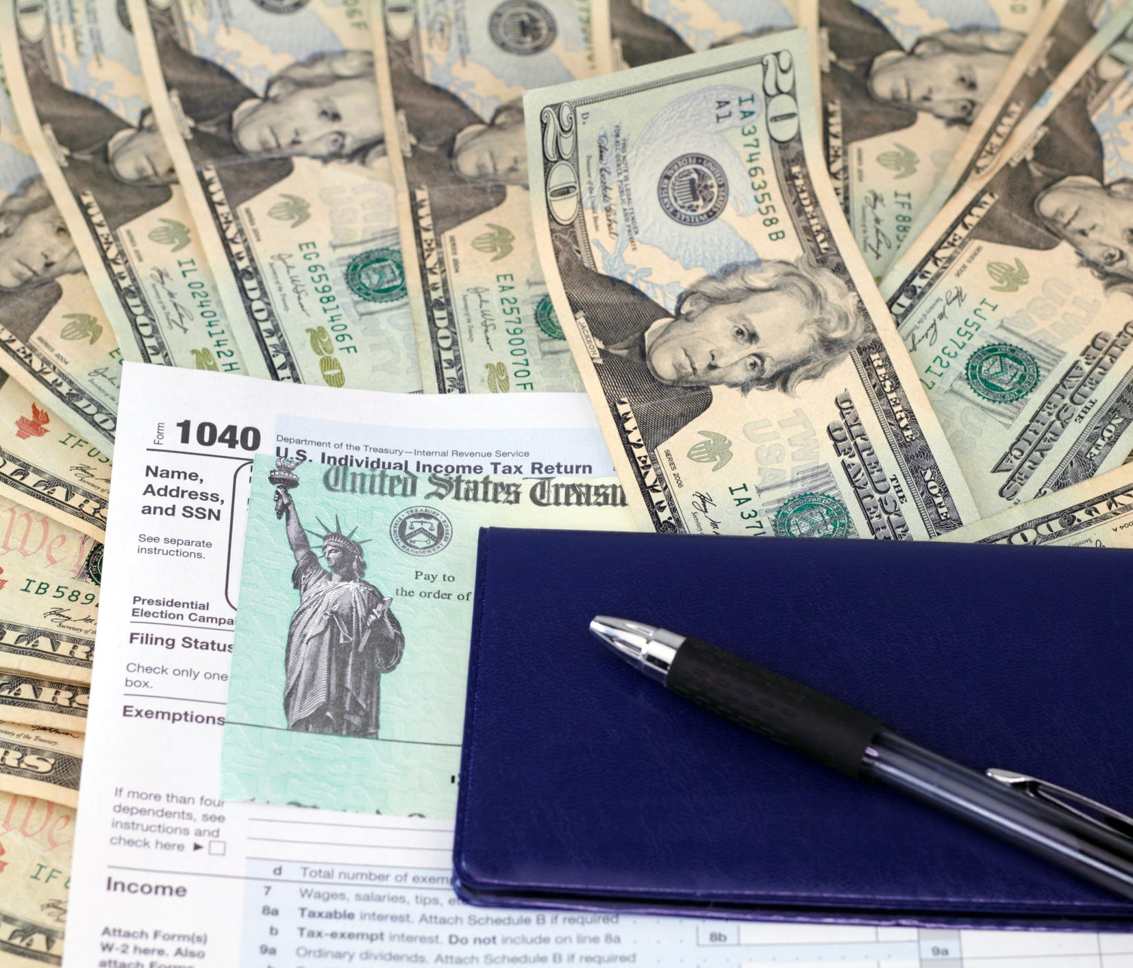 Getting a tax refund this year? Be careful on what you spend it on.