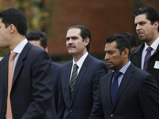 Mexico Ex-Governor_Vazq