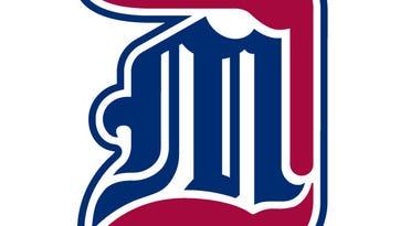 University of Detroit Mercy's new logo.