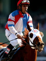Jockey Rajiv Maragh suffered a severe concussion in 2007, but said he was back riding within two weeks.