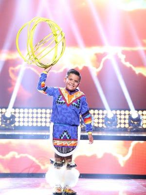 "RJ Lopez of the Salt River Pima-Maricopa Indian Community will appear on the season finale of ""Little Big Shots."""