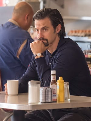 Milo Ventimiglia as Jack in NBC's 'This Is Us.'