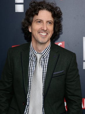 Mark Schwahn a screenwriter best known for creating