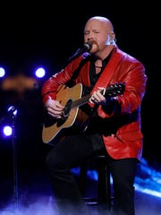 """THE VOICE -- """"Live Finale"""" Episode 1321A -- Pictured: Red Marlow -- (Photo by: Trae Patton/NBC)"""