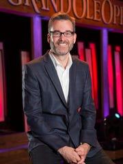 "Steve Buchanan is executive producer of ""Nashville."""