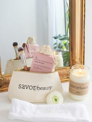 Savor Beauty has salons in New York City and Saugerties.