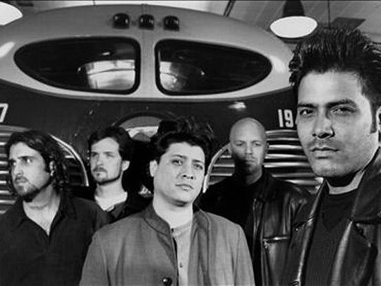 The Pistoleros, circa 1997.