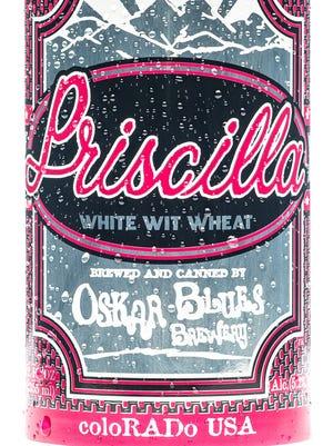 Priscilla from Oskar Blues