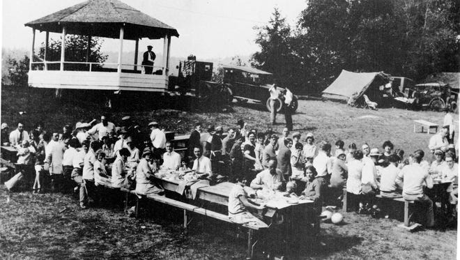 Puget Sound Power and Light employees enjoy the last weekend of summer with a picnic in the 1920s. Judging from the number of men sporting ties, life and picnics were more formal in those days. To see more photos from the Kitsap County Historical Society Museum archives, visit facebook.com/kitsaphistory, kitsapmuseum.org, or stop by the museum at 280 Fourth Street in Bremerton. Call 360-479-6226 for information.