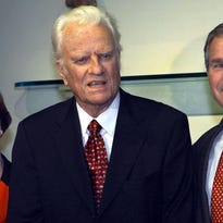 Billy Graham: Pastor to presidents, for more than 50 years