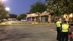 Authorities are investigating after a reported explosion