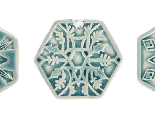 Prettiest snowflakes ever.