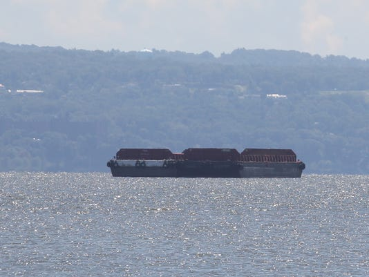 Hudson River anchorages