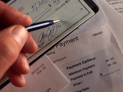 PAY YOUR BILLS ON TIME: This may seem obvious, but