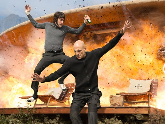Film Review The Brothers Grimsby