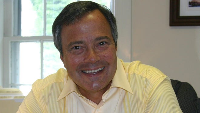 Rick Thomas, CEO of Synergia Opcare based in Raritan.