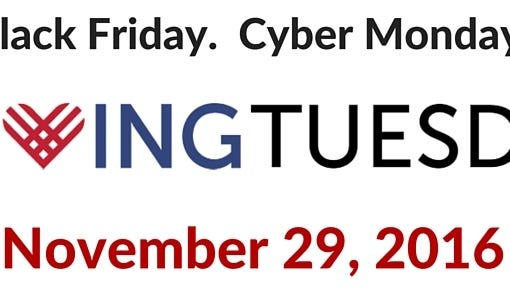 Several Anderson County nonprofits are participating in Giving Tuesday, a global online campaign.