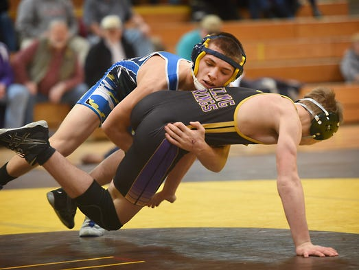 Northern Lebanon's Stephen Herb defeated Boiling Springs