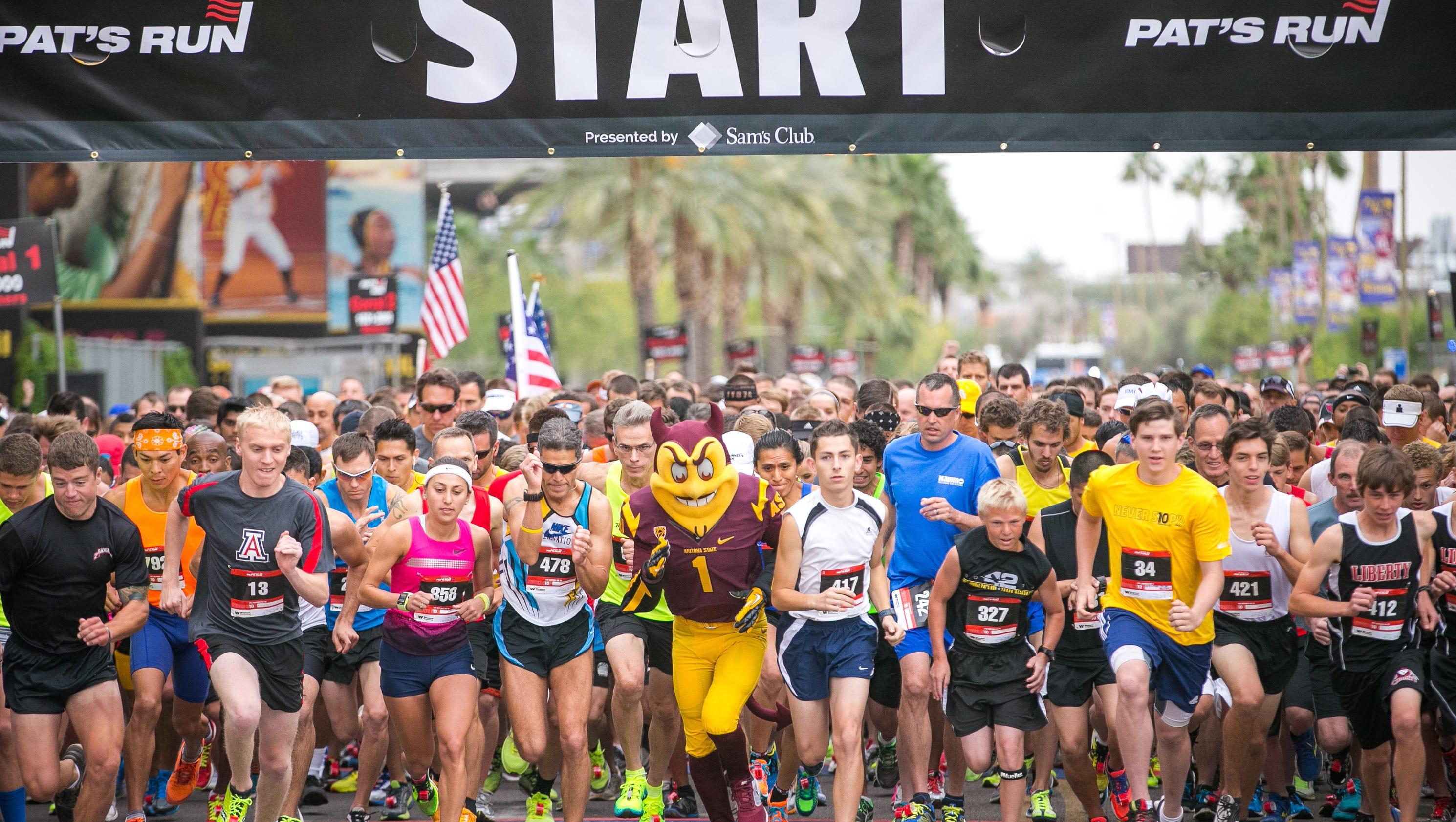 2015 Pat S Run Road Closures Schedule And More