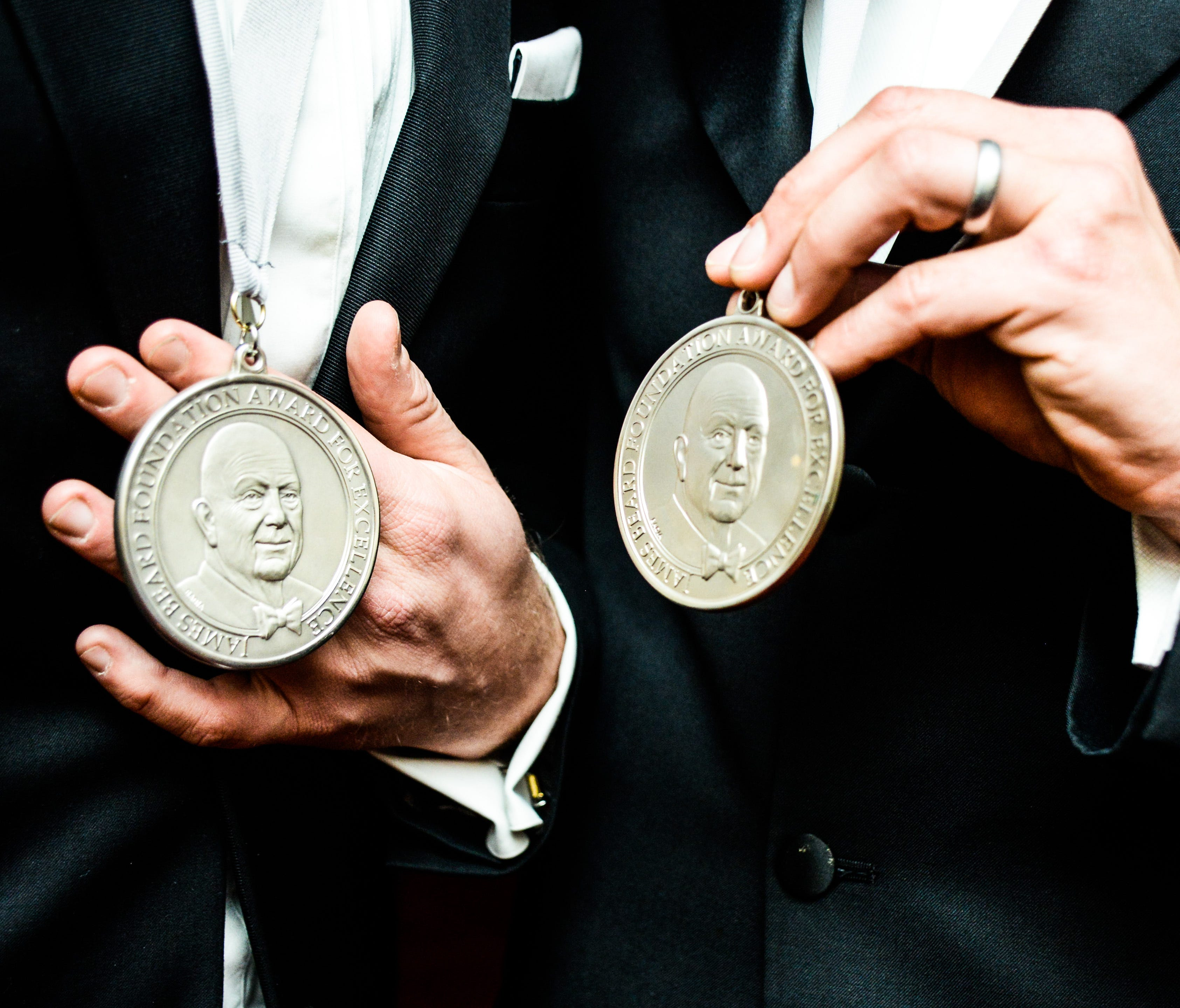 The James Beard Foundation (JBF) honored chefs, restaurants and more stars in the food industry at its 28th annual awards gala on May 7.