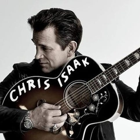 Chris Isaak: 'It's a wonderful life' says the rock and roll crooner