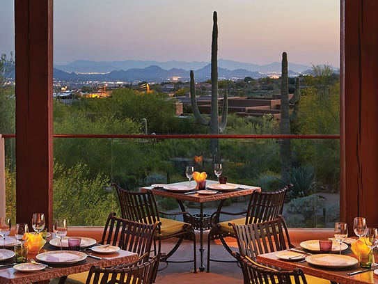 A beautiful view and a holiday meal await you at Four