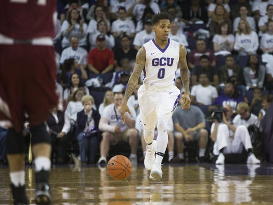 New Mexico State at GCU
