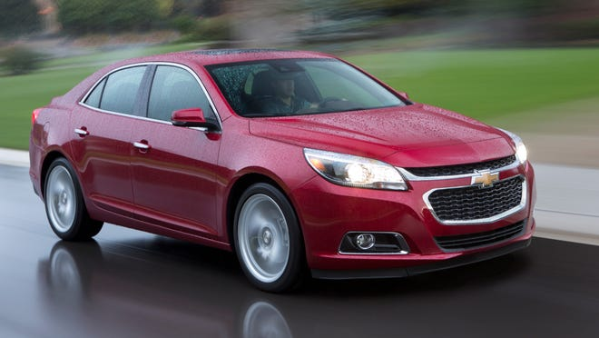 Changes to suspension, drivetrain, styling and interior combined to turn the 2014 Chevrolet Malibu into a hot seller in November.