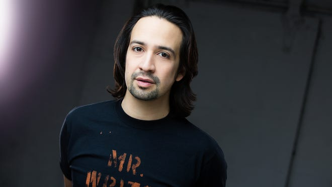 Lin-Manuel Miranda is the creator of 'Hamilton.'